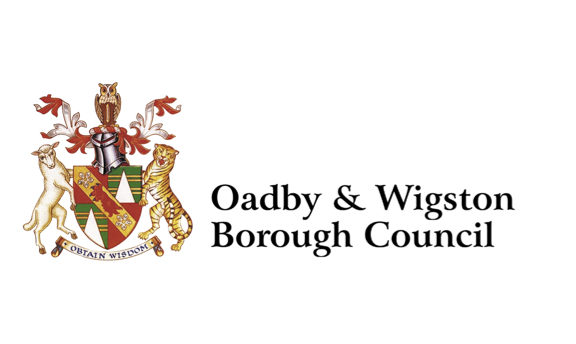 Oadby and Wigston Borough Council logo