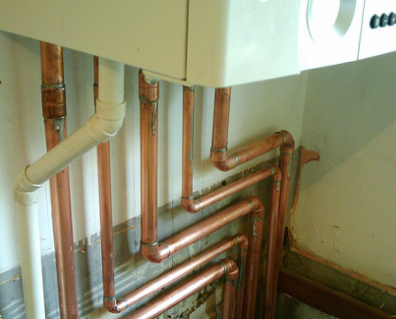 different types of boiler available
