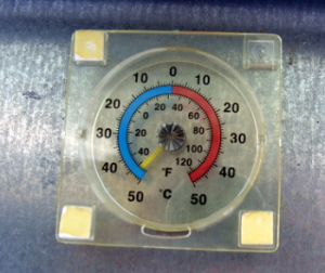 how turning down the temperature of your heating can help